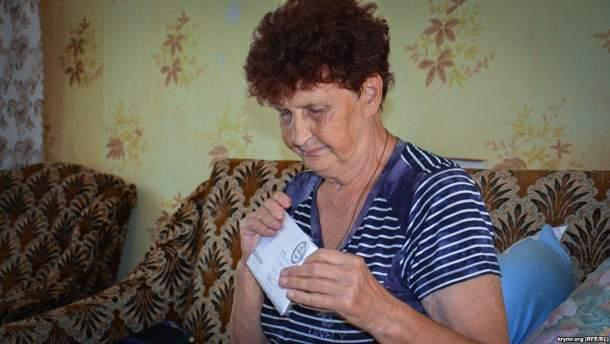 Мама політв'язня Людмила Сенцова написала звернення ще всередині липня
