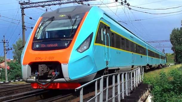 """""""Укрзалізниця"""" анонсувала потяг, яким за 19 годин відвідає 4 європейські столиці"""