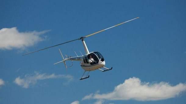 В Японии разбился вертолет с 9 людьми на борту