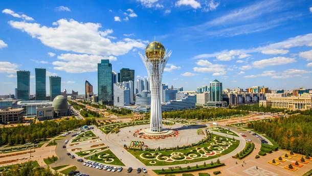 """Казахстан предлагает """"шелковую визу"""""""