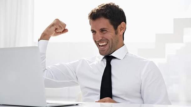 Віра у власні сили підвищує кількість тестостерону