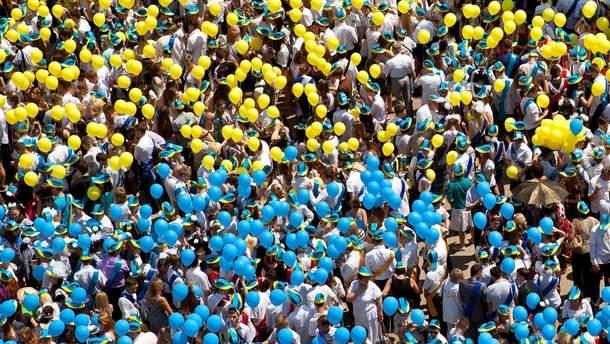 В Украине уменьшилось количество выпускников