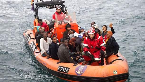 Европа приняла более 60 тысяч мигрантов