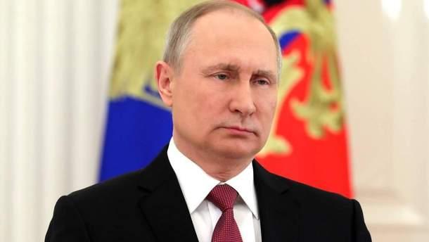Стала відомою позиція Путіна щодо нових санкцій США