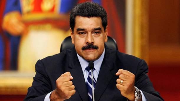 Арестованы 10 подозреваемых в покушении на Мадуро