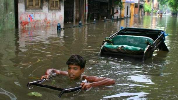 Потоп в Индии