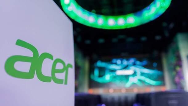 Acer створить окрему компанію з виробництва геймерських аксесуарів