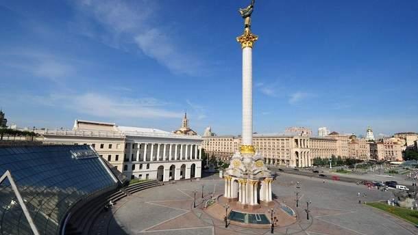 Правоохранители проверяют информацию о заменировании Майдана Незалежности