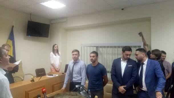 Суд обрав запобіжний захід Олексію Тамразову