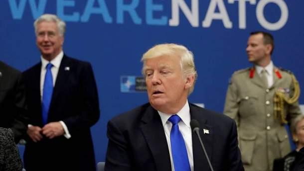 Підсумкову декларацію липневого саміту НАТО підготували до приїзду Трампа