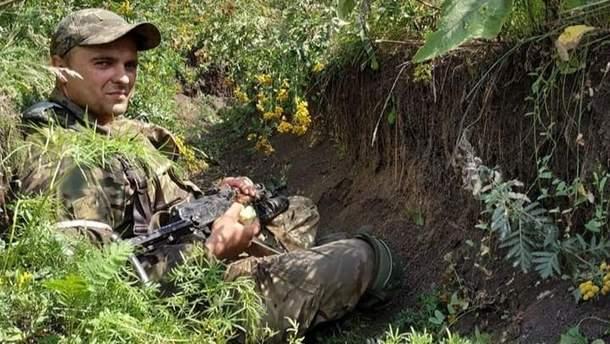Дмитрий Украинский погиб в бою 8 августа