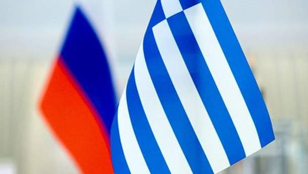 Греция отозвала своего посла из РФ