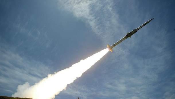 Іран провів випробування балістичної ракети