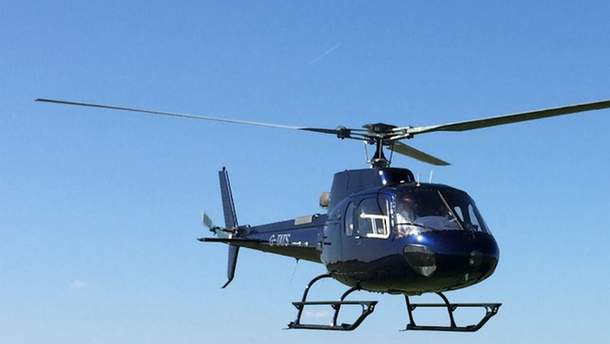 Вертоліт з губернатором Паулу Хартуном розбився на футбольному полі