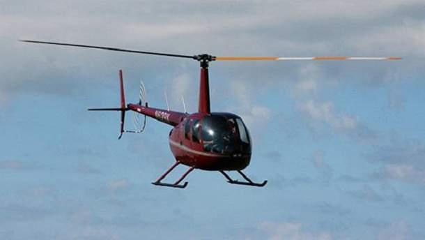 Дев'ятеро членів екіпажу загинули внаслідок аварії вертольоту в Японії