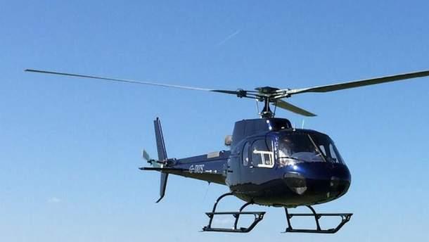 Вертолет с губернатором Паулу Хартуном разбился на футбольном поле