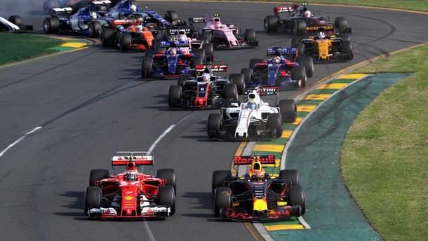 Зімбабве хоче провести Формулу-1