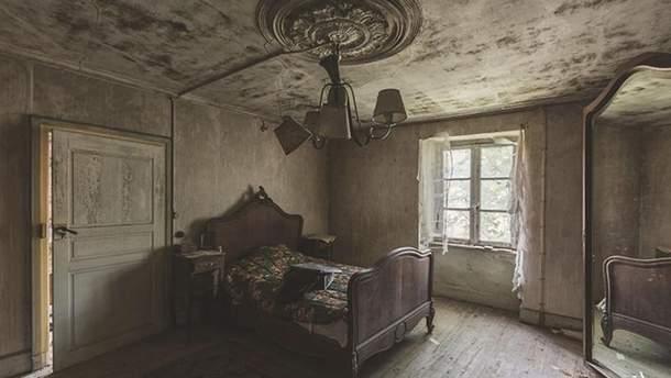 Красота заброшенных домов