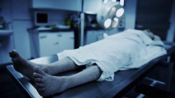 На Львовщине в морге в период жары тела хранились без холодильных камер