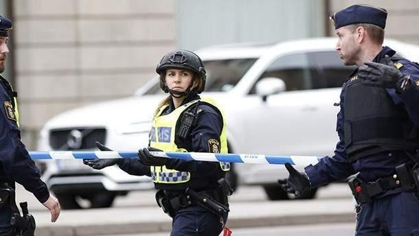 Поліція Швеції