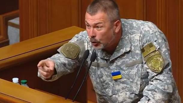 Юрий Береза предлагает лишать гражданства Украины всех, кто унижает ее