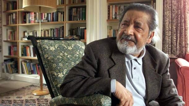 Помер лауреат Нобелівської премії з літератури Відіадхар Найпол