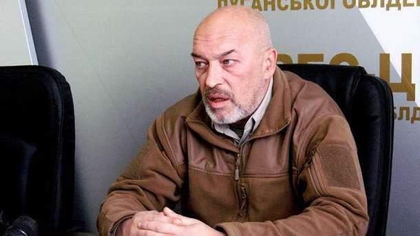 Тука заявив, що влада України вивчає силовий сценарій розблокування Азовського моря