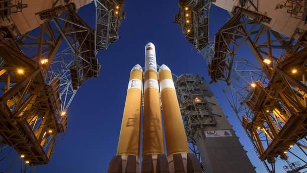 NASA запустило беспилотный солнечный зонд Parker
