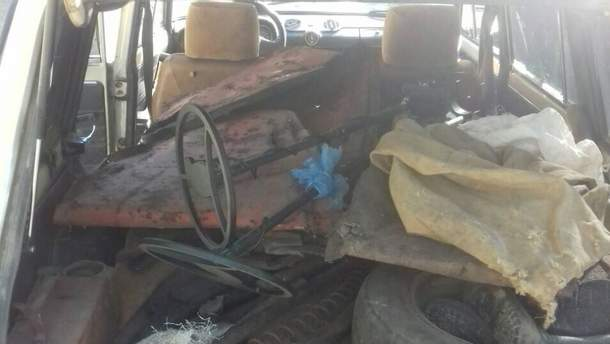 Із Чорнобильської зони намагались вивезти небезпечний вантаж