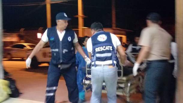 У Перу автобус зірвався у прірву
