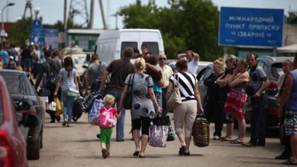 Між переселенцями з Донбасу і Криму є суттєва різниця