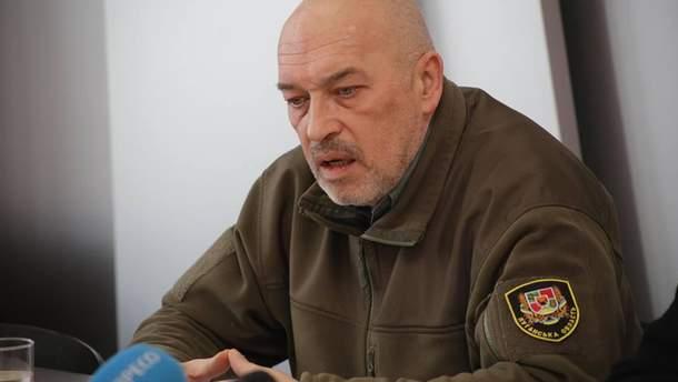 Тука рассказал, что Украина может потерять свою государственность