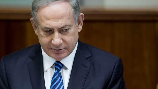 Біньямін Нетаньяху
