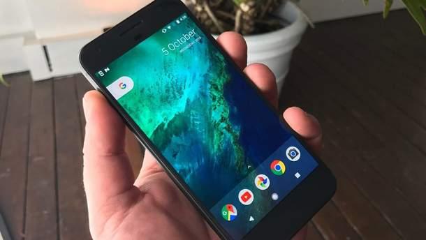 Владельцы Google Pixel XL столкнулись с проблемами