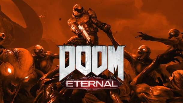 Гра DOOM Eternal: перші деталі та трейлер шутера