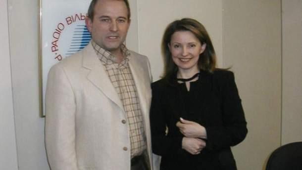 Тимошенко з Медведчуком