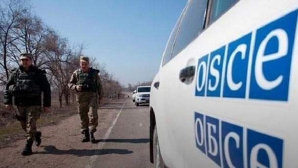 Росія блокує розширення місії ОБСЄ на Донбасі