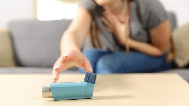 Супрун назвала самые распространенные причины бронхиальной астмы
