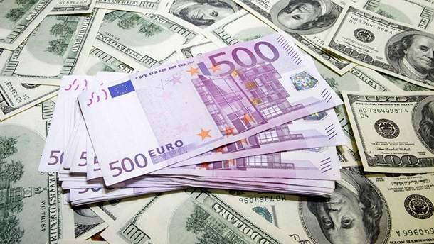 Наличный курс валют 13 августа в Украине