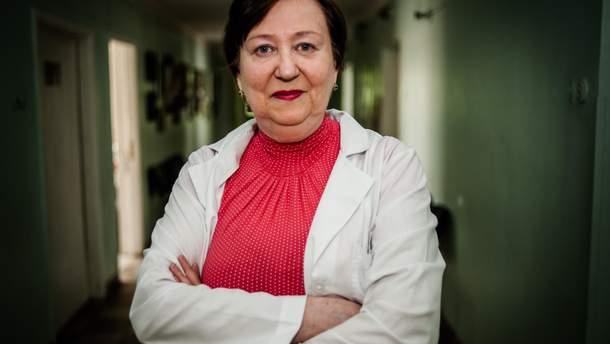 Ганна Губарева