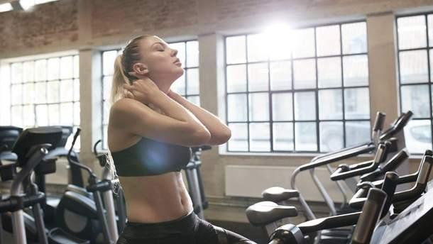 Интенсивные тренировки ухудшают психическое здоровье