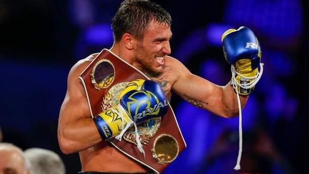 Ломаченко отримав титул суперчемпіона світу за версією WBA