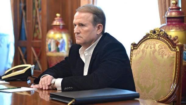 На що прицілився Медведчук, повертаючись в українську політику