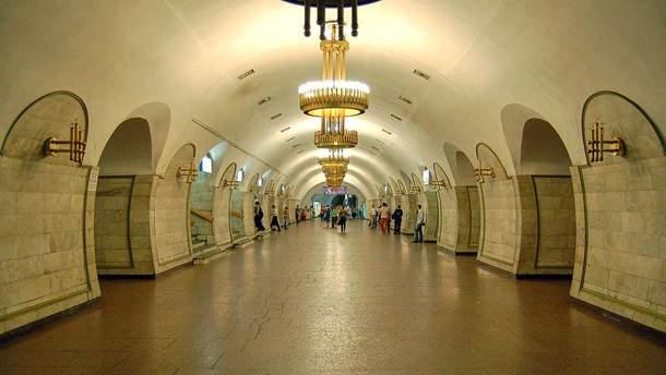 У вівторок, 14 серпня, столичне метро працюватиме в особливому режимі