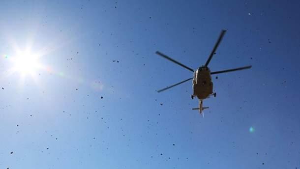 Авиакатастрофа в Таджикистане