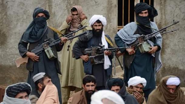 В Афганистане снова  бои