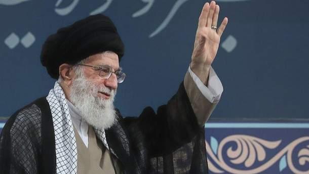 Лідер Ірану Алі Хаменеї