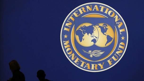 Миссия МВФ идет в Украину