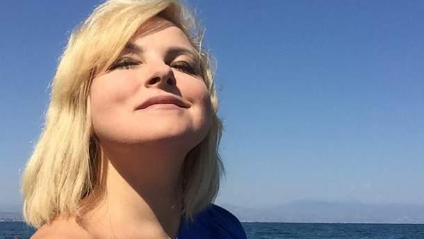 Марія Бурмака показала відпочинок на березі моря: фото