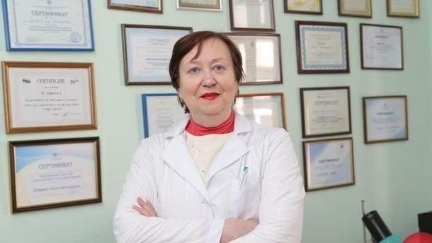 Скандальну лікарку Анну Губареву відновили на посаді в Інституті раку